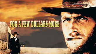 Netflix box art for For a Few Dollars More