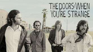 Netflix box art for The Doors: When You're Strange